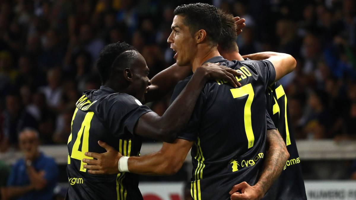 83ba95be3 Parma v Juventus  Serie A live  goals