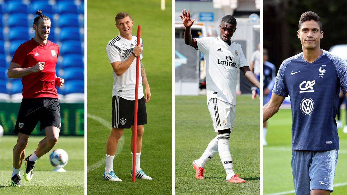 2e28a91ed8b Real Madrid round-up  International duty