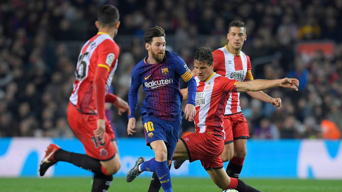 La Liga applies for permission to play Girona against Barcelona in US