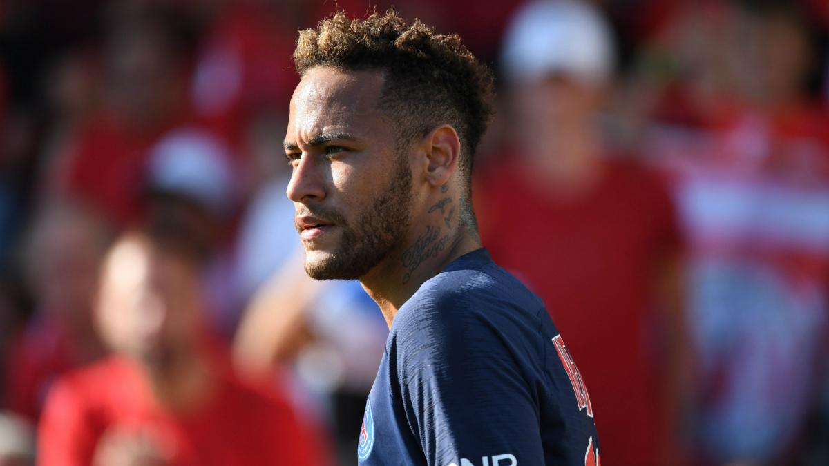 PSG rest Neymar ahead of Liverpool clash