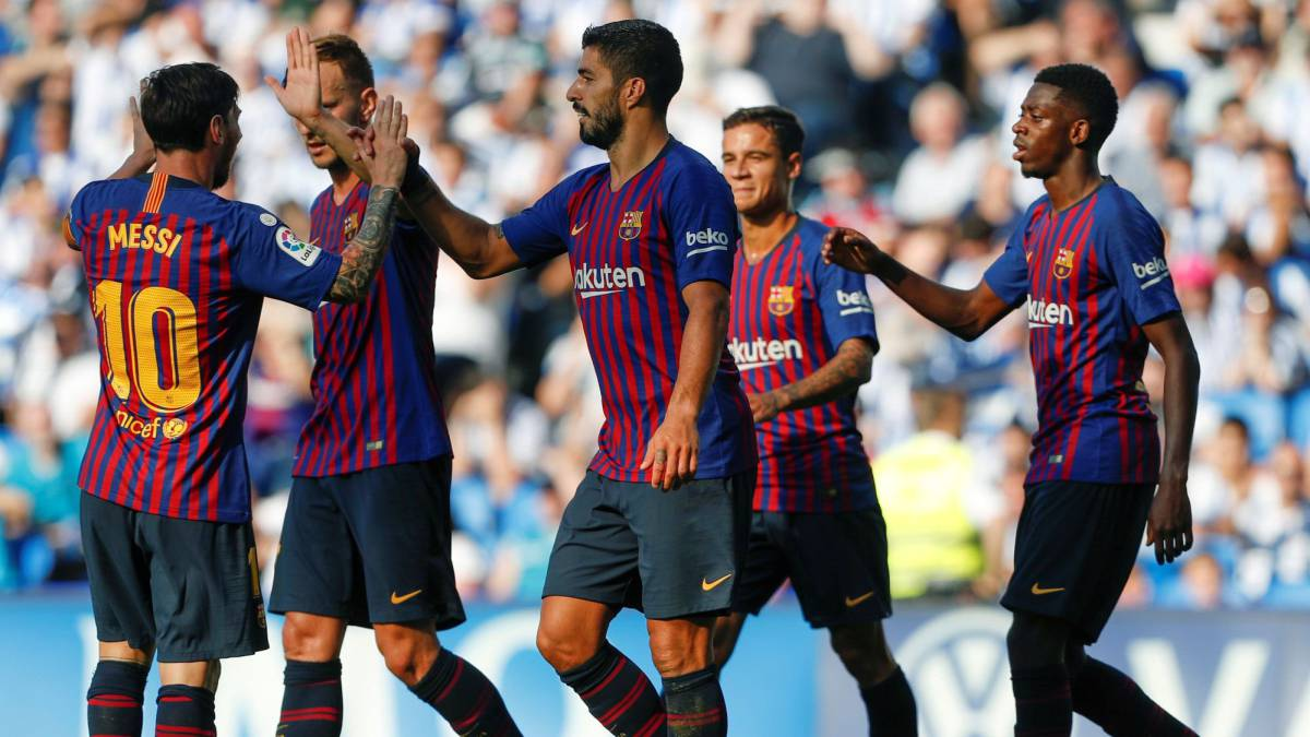 f467d91add5 Real Sociedad 1-2 Barcelona  LaLiga Santander 2018-19 - AS.com