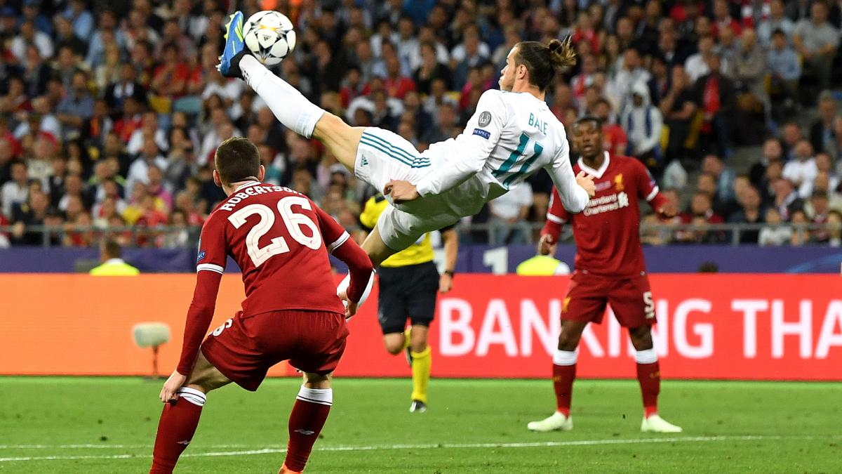 Real star Bale was 'angry' over Liverpool final snub