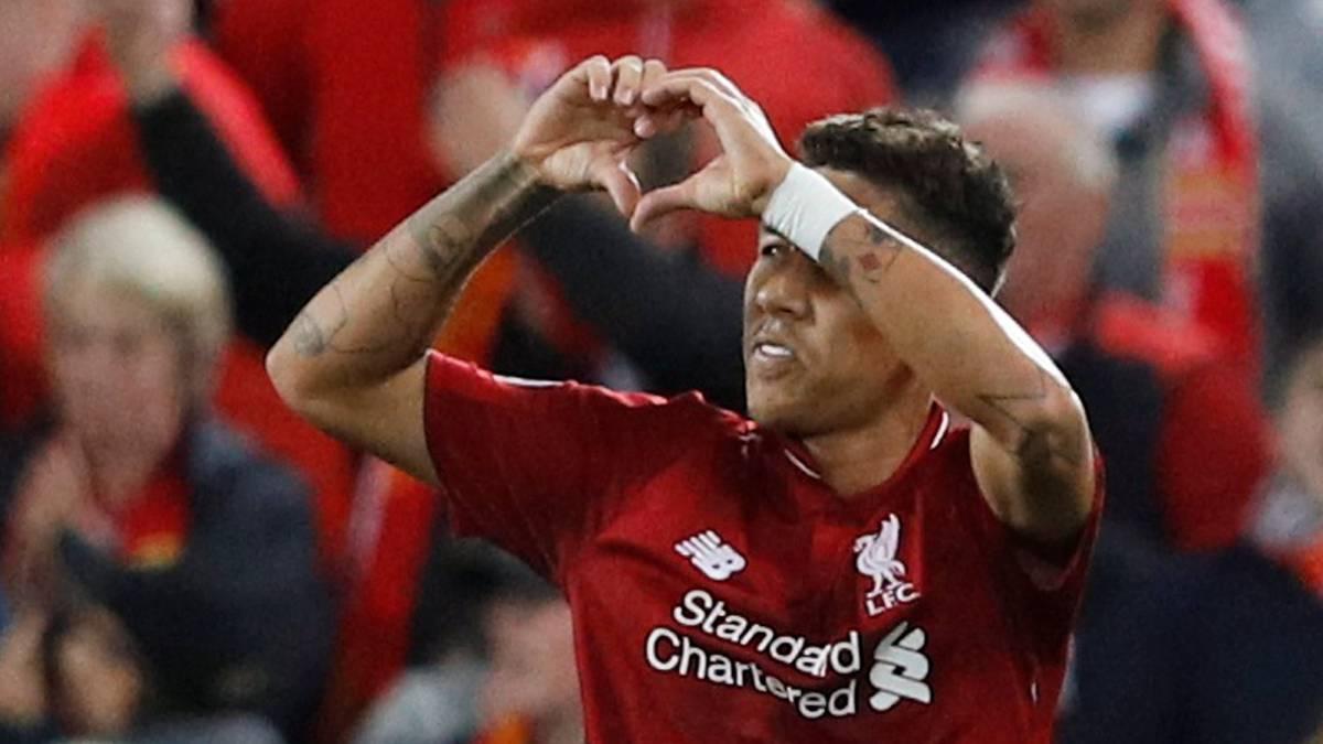 472b38b73ad6c5 Liverpool 3-2 PSG match report  Champions League 2018 19 Group C ...