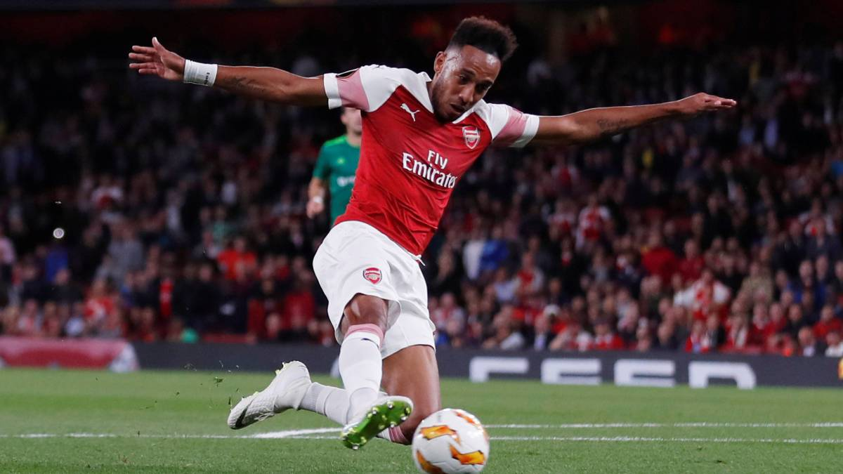 Image result for pierre-emerick aubameyang""