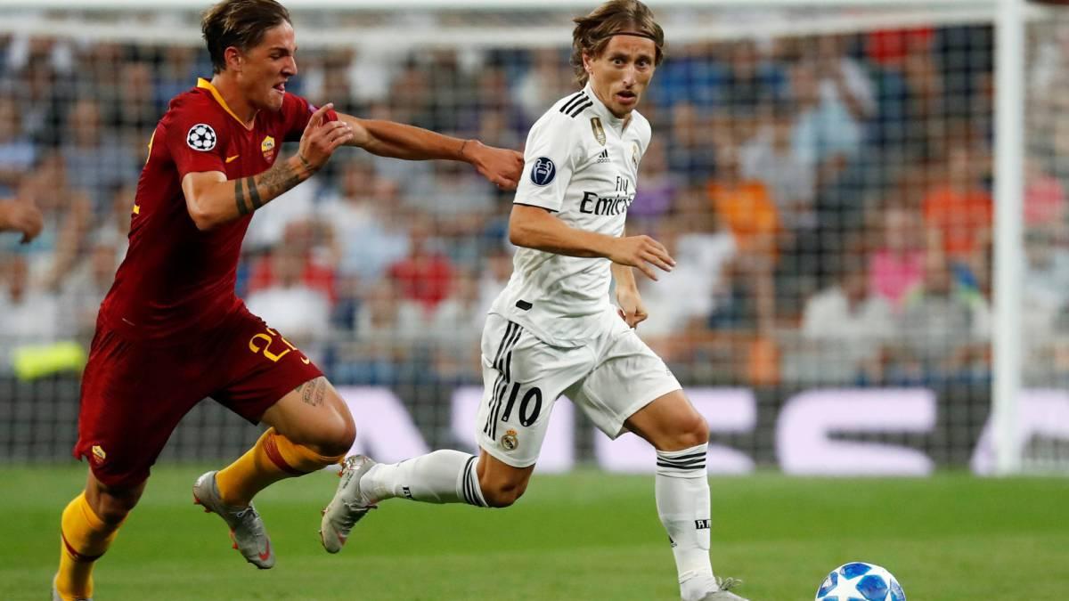 f1f77759041 Lopetegui backs Modric over Ronaldo for individual prizes
