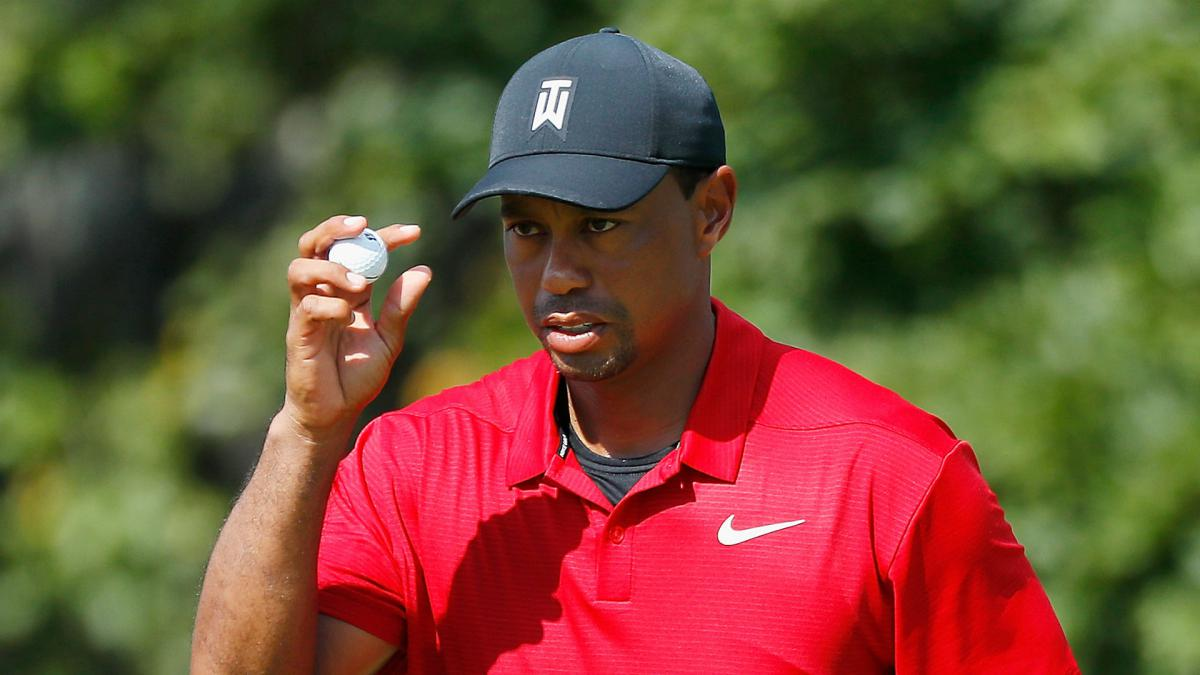 He's Back! Tiger Woods Stylishly Records First Tournament Win In 5 Years