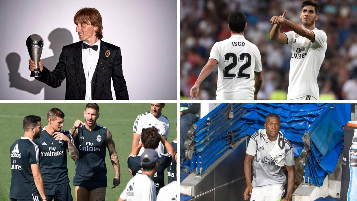 bfe46c76e20 Real Madrid round-up  Modric