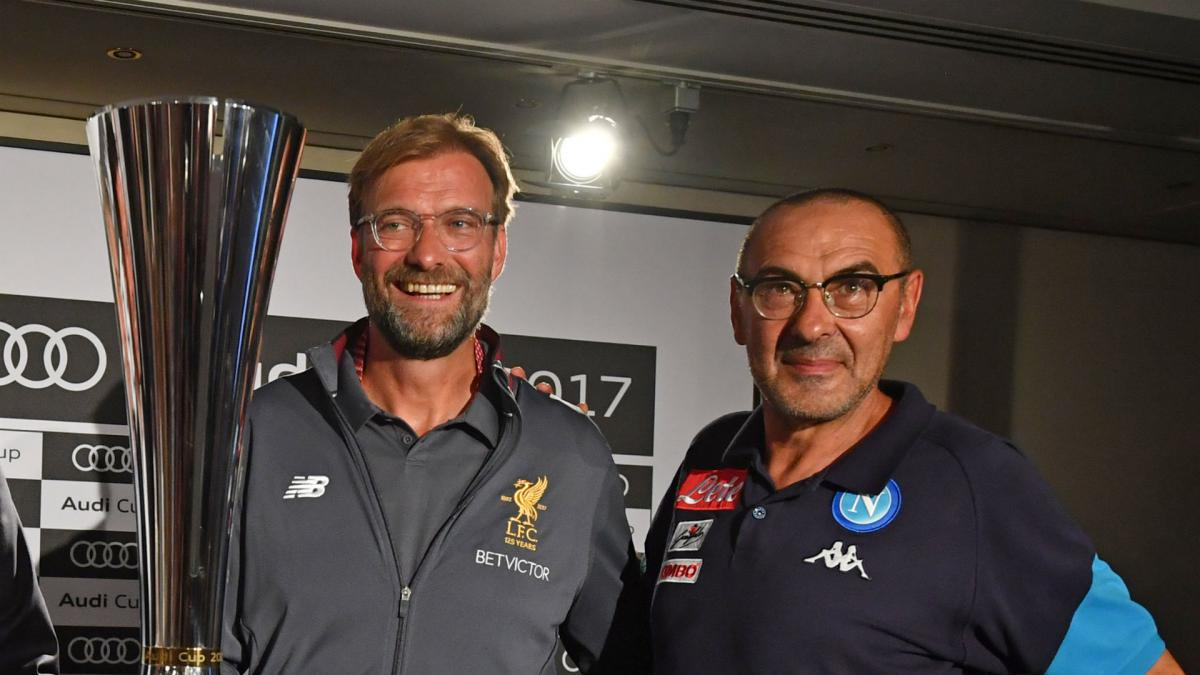 Liverpool's Jurgen Klopp talks up Chelsea title chances