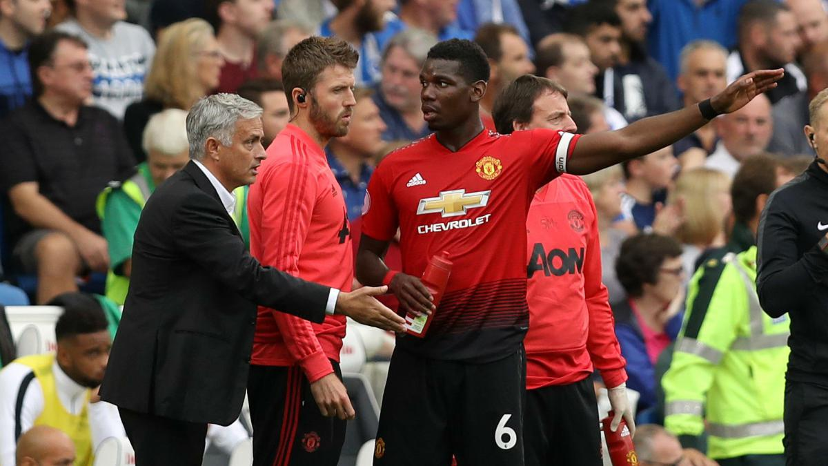 Pogba stripped of vice-captaincy