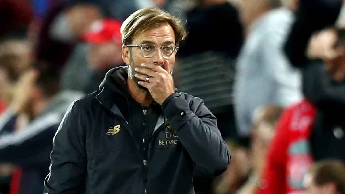 Jurgen Klopp explains why he shouted at Shaqiri after Chelsea defeat
