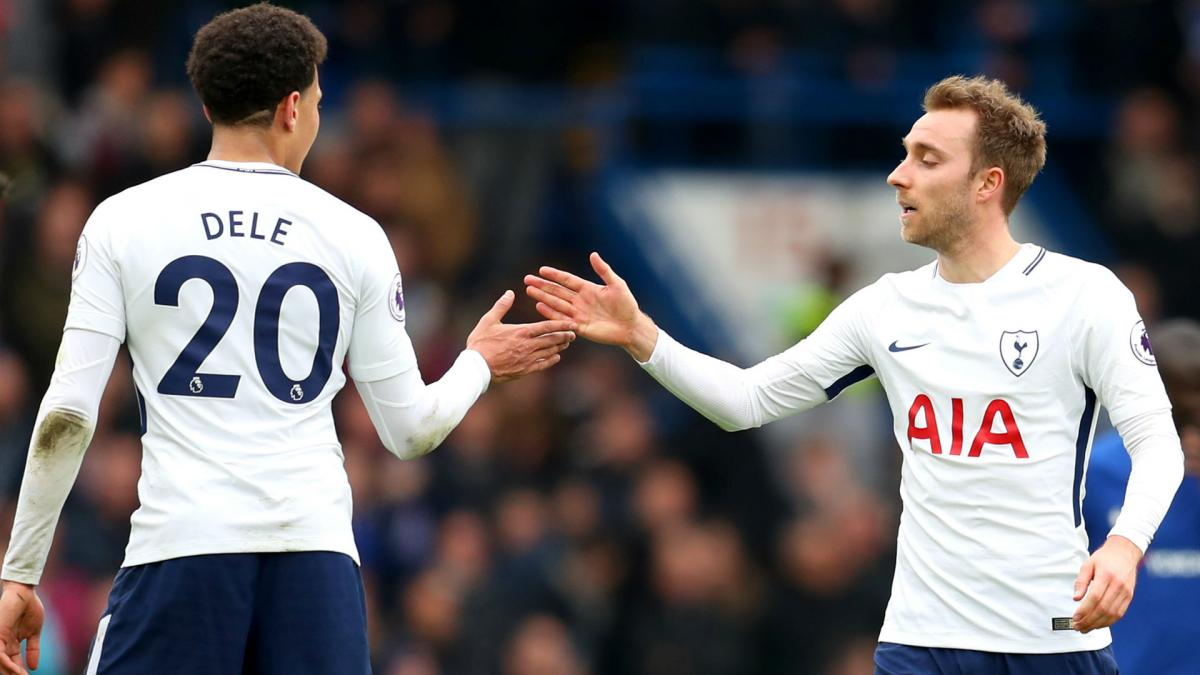 Tottenham's big guns missing for visit of Barcelona