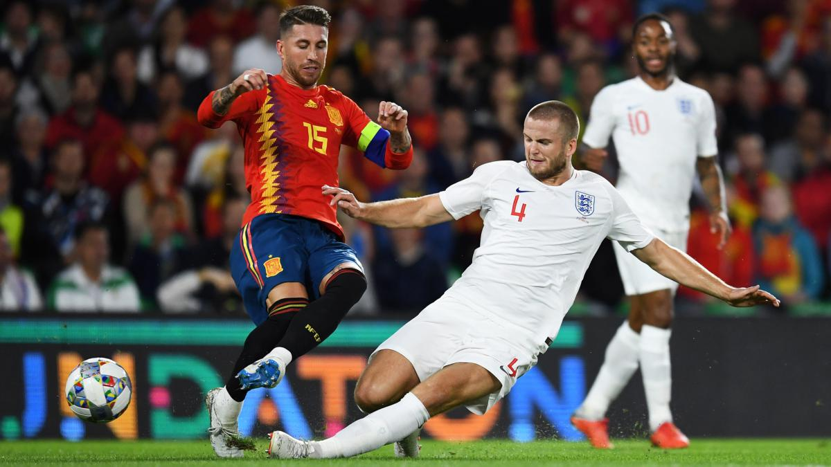 Twitter explodes as England defeat Spain 3-2 in UEFA Nations League