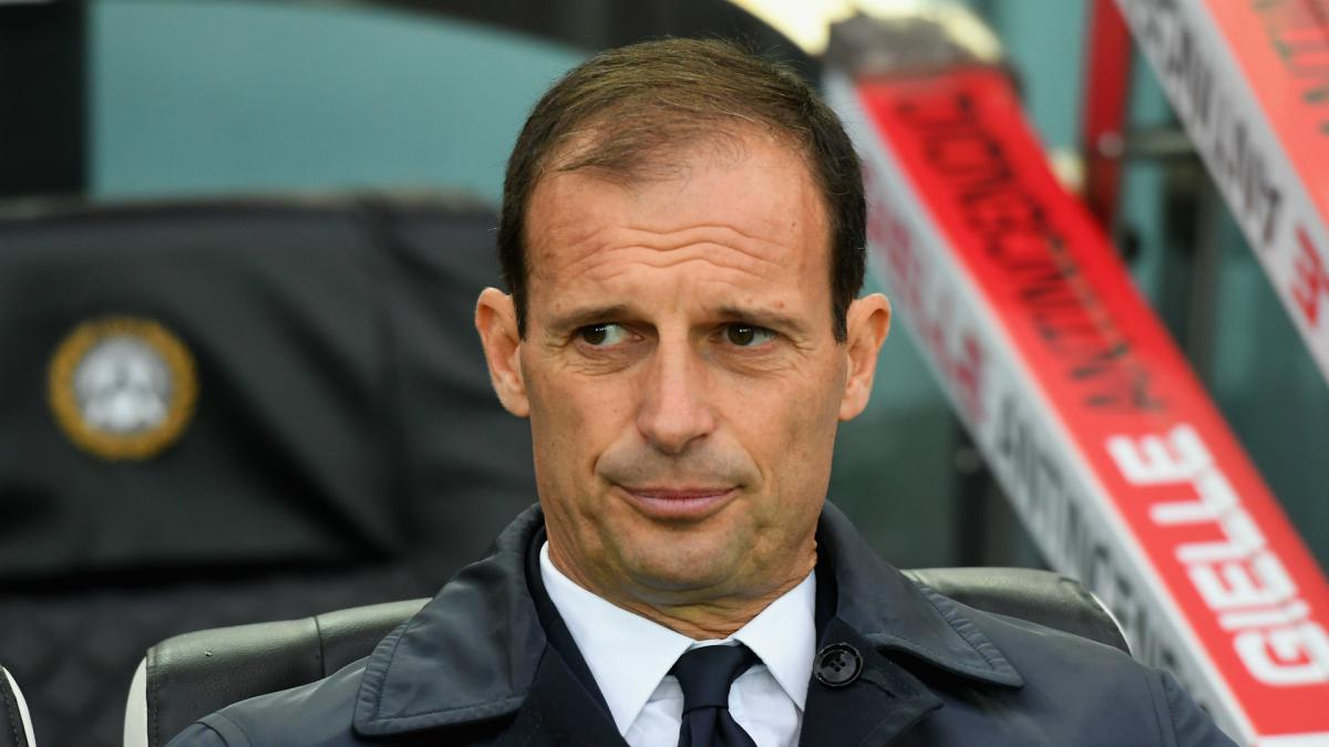 We can now focus on Manchester United: Juventus boss Massimiliano Allegri