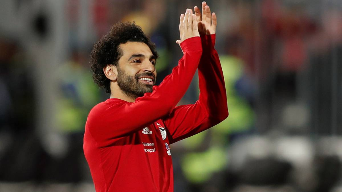 Mohamed Salah makes 2018 BBC African Footballer of the Year shortlist