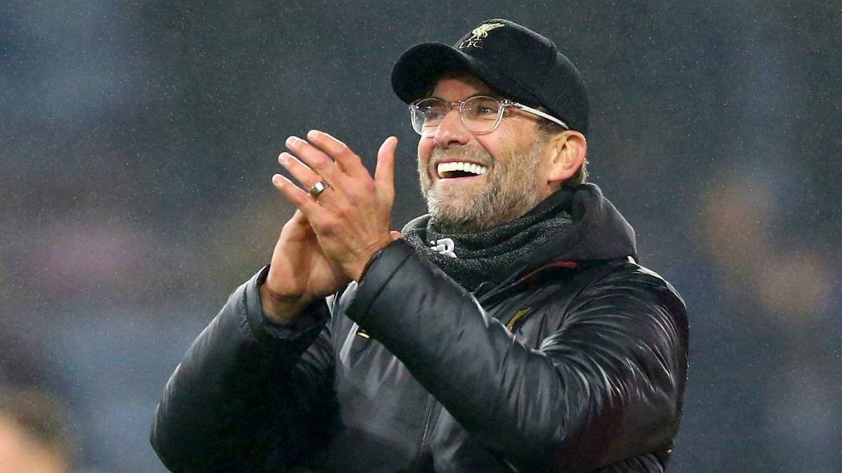 Klopp delighted with Liverpool comeback at 'aggressive&#039 Burnley