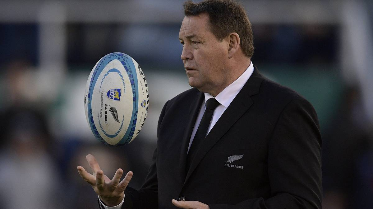 Hansen confirms All Blacks exit after 2019 World Cup