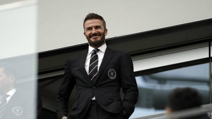 David Beckham weighs in on MLS promotion/relegation debate