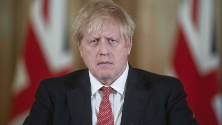 British Leader Boris Johnson in Intensive Care at London Hospital