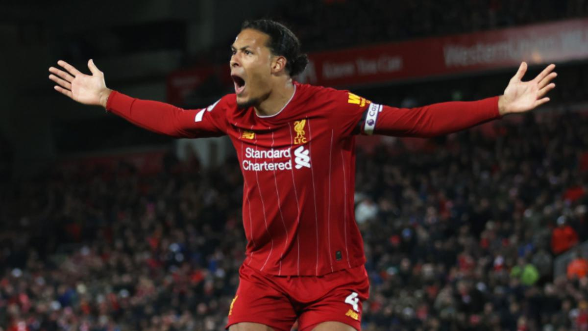 Virgil van Dijk Reveals Why He Choose Liverpool Over Manchester City