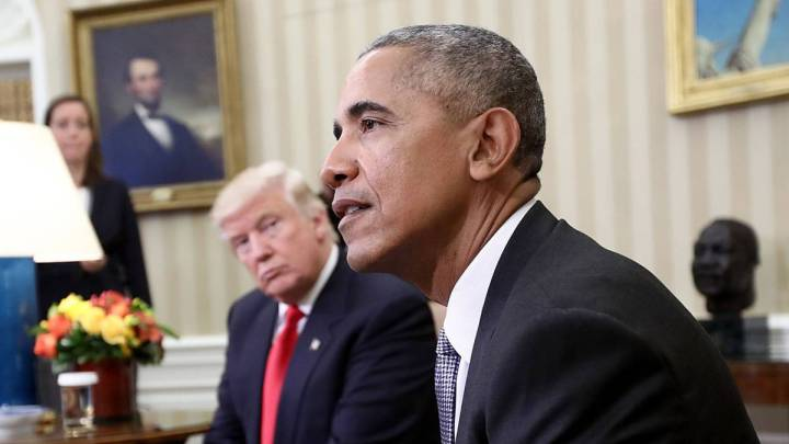 In leaked call, Obama describes Trump handling of virus as chaotic