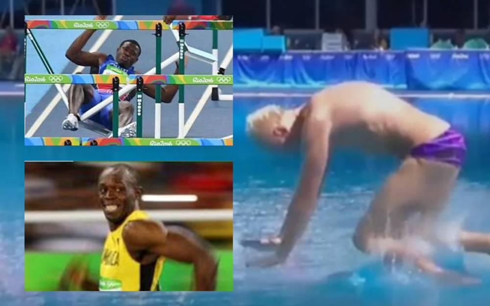 Río 2016: Los 'fails' y momentos épicos para internet que nos han dejado los Juegos Olímpicos - AS.com