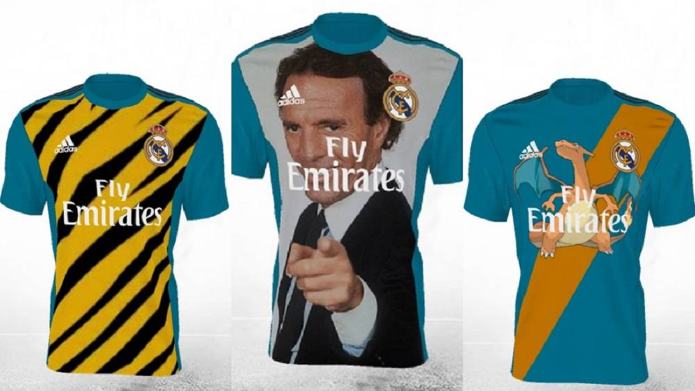 4d10acfde Real Madrid fans  kit designs  The very best of the worst
