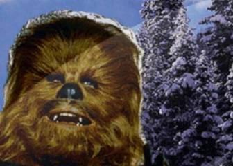 Apunta otra tradición para Navidad: villancicos cantados por Chewbacca
