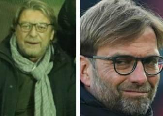 El parecido más que razonable entre el padre de Sergio Ramos y Jürgen Klopp