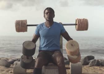 ¿Construir un gimnasio sin dinero? En Cabo Verde te enseñan cómo hacerlo