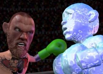 McGregor ganaría a Mayweather al menos según estos dibujos animados
