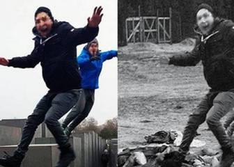 Yolocaust, la web que critica los selfies felices en el Monumento del Holocausto