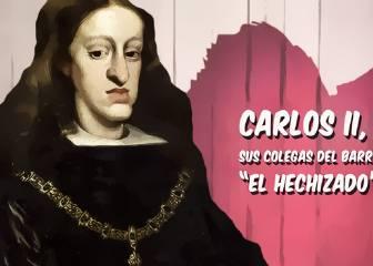 Carlos II de España, el último truhan de Tinder