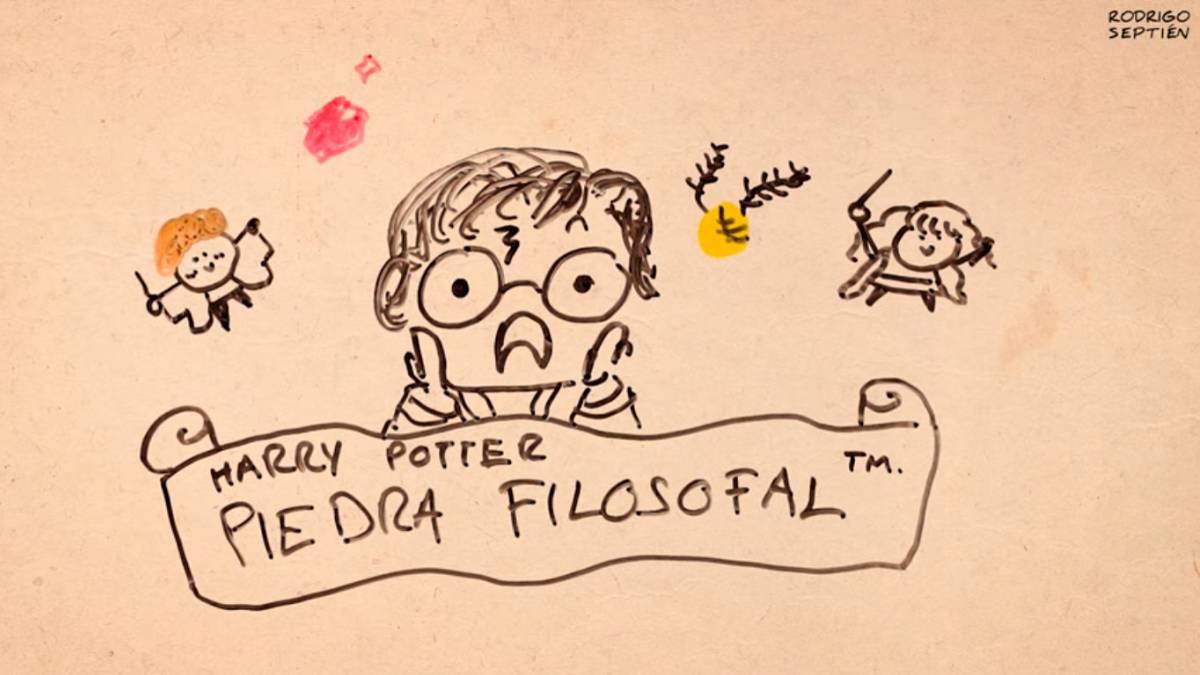 Youtube: Harry Potter y la piedra filosofal contada (y cantada) en ...