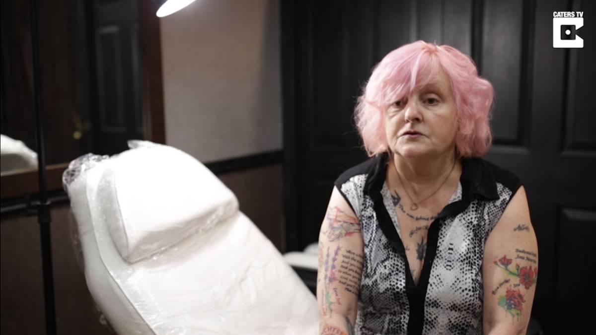 Mujer se tatúa en el corazón a José Mourinho