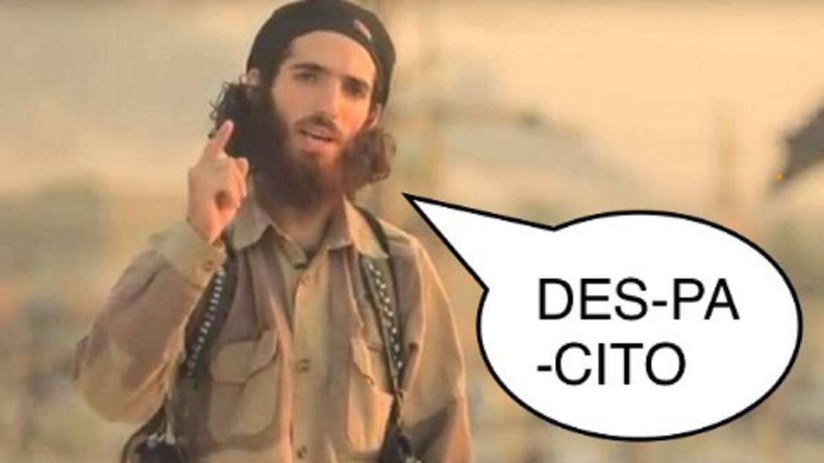 Quién es el yihadista español que aparece en el video de ISIS
