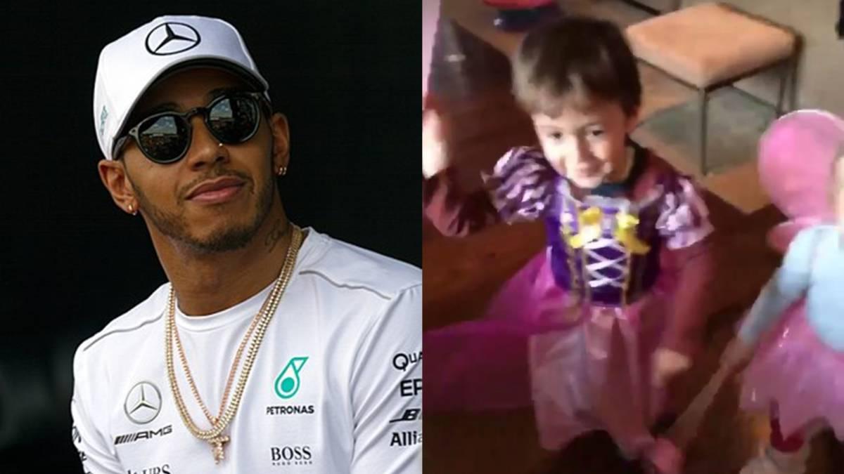 Lewis Hamilton es acusado de sexismo en sus redes sociales