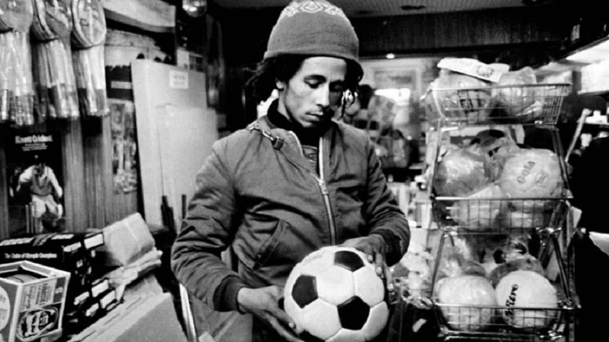 La Musica Y El Futbol Las Dos Mitades De Bob Marley As Com