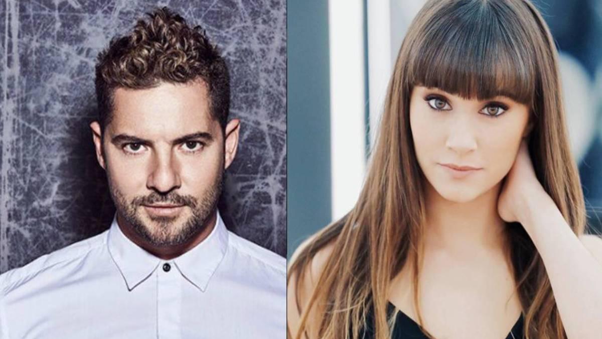 David Bisbal invita a Aitana a cantar en uno de sus conciertos