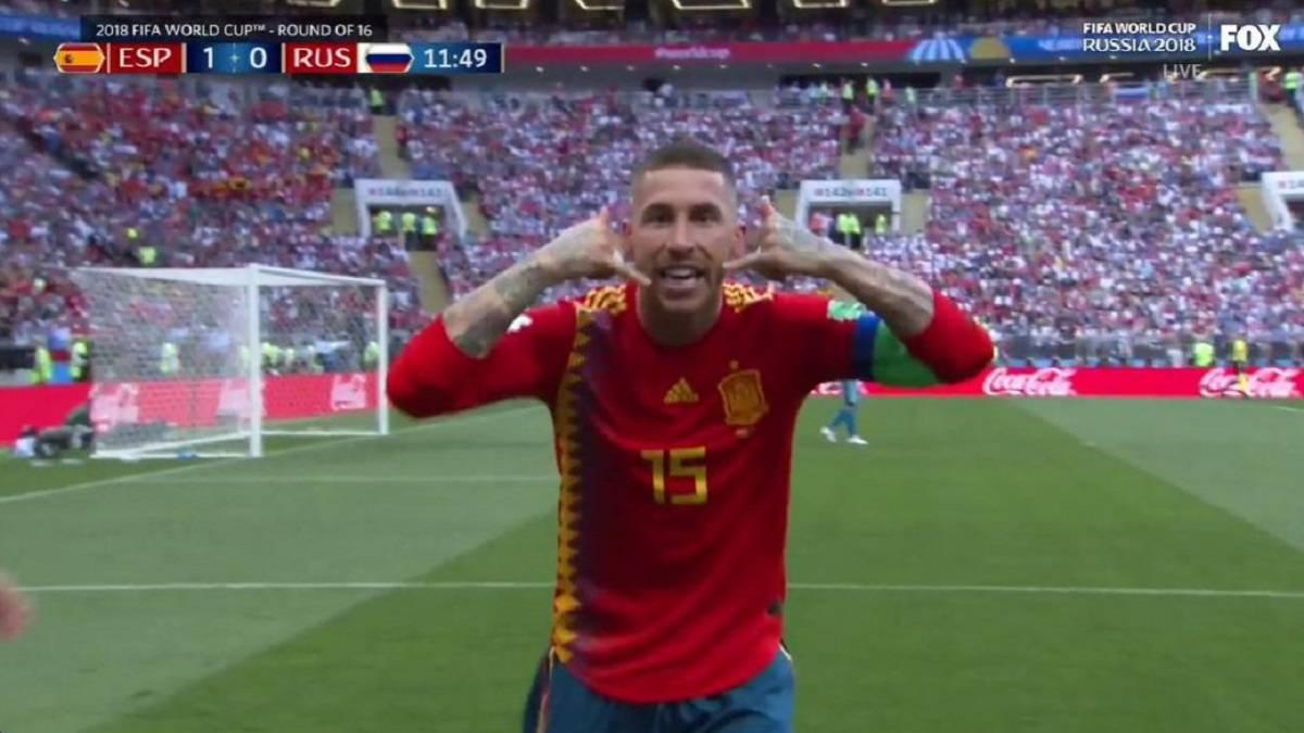 'Los penaltis son una lotería': Sergio Ramos