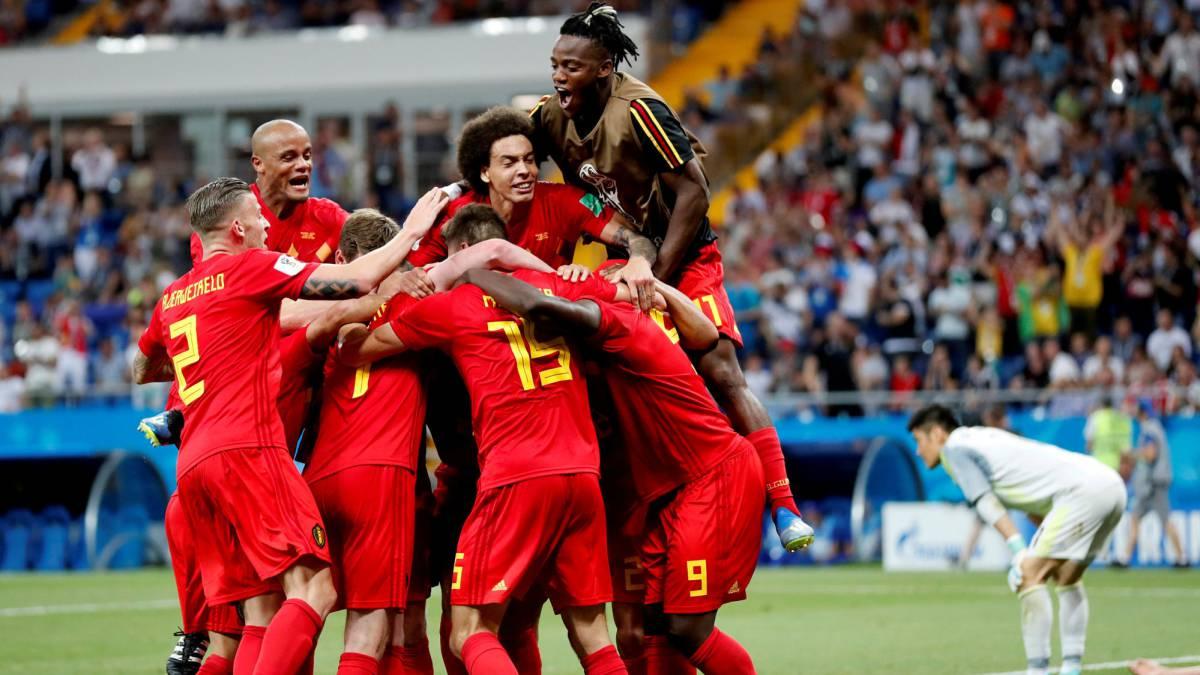 Bélgica venció a Brasil y lo dejó afuera del Mundial - Deportes