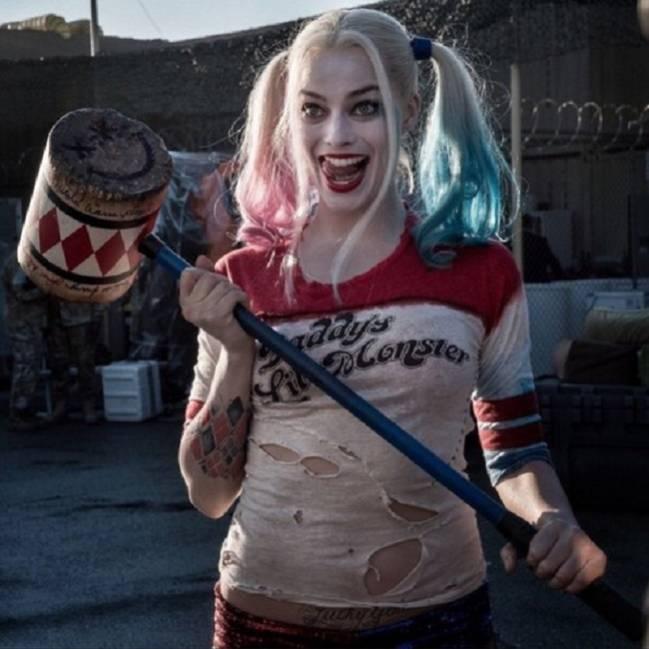 Margot Robbie anuncia que Harley Quinn tendrá nuevo vestuario