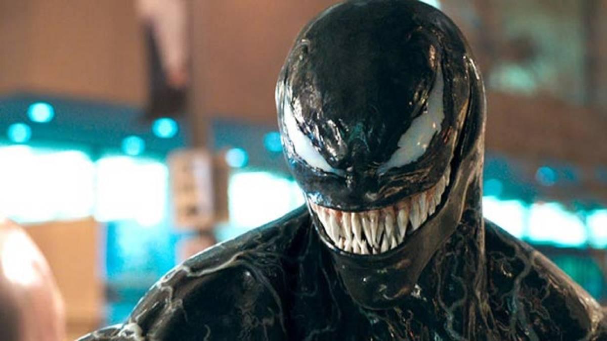 La película de Venom se hace presenta con estas nuevas fotos