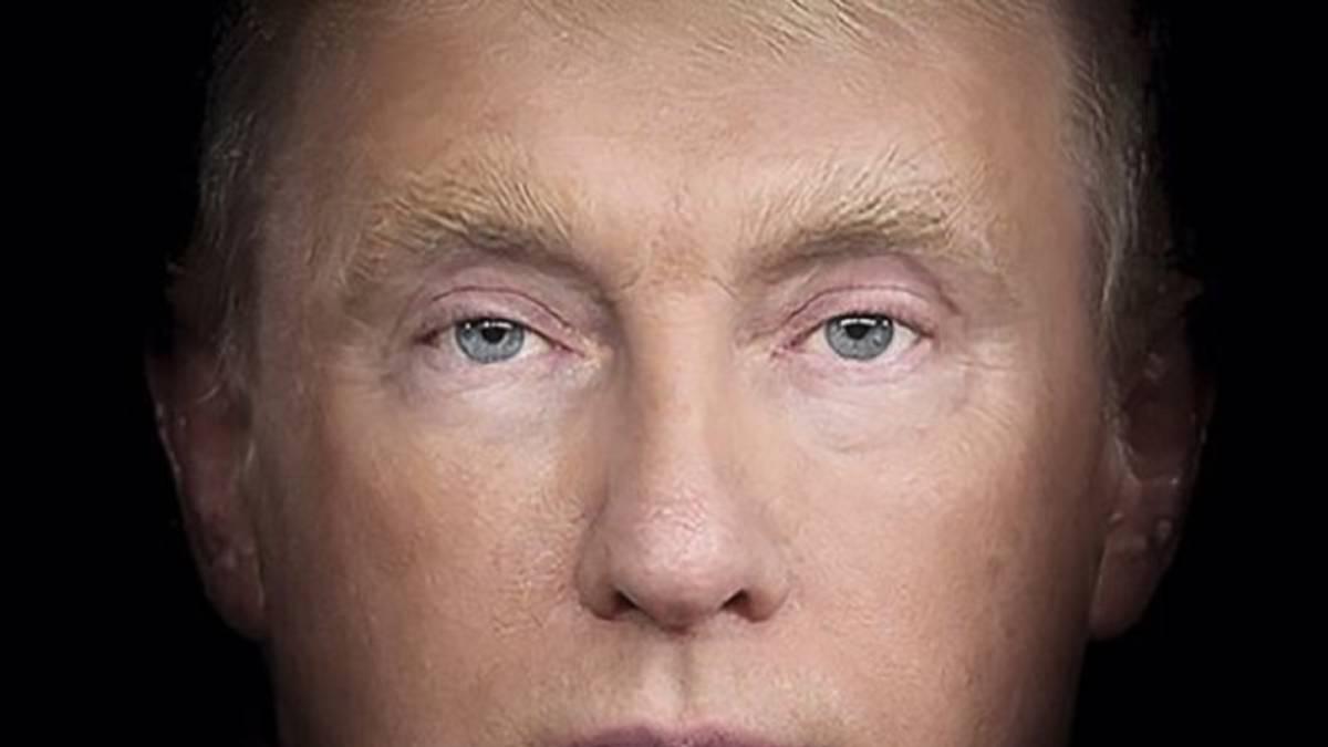 Donald Trump y Vladimir Putin son uno mismo, según Time
