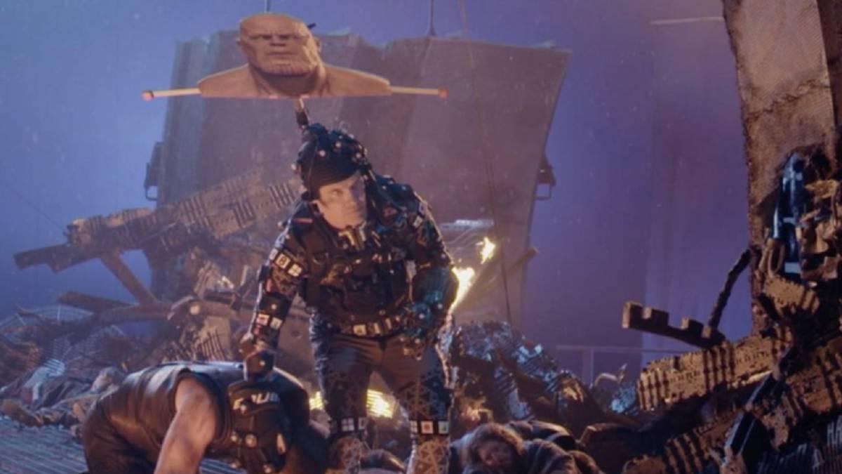 Mark Ruffalo explicó el comportamiento de Hulk en Infinity War — Avengers