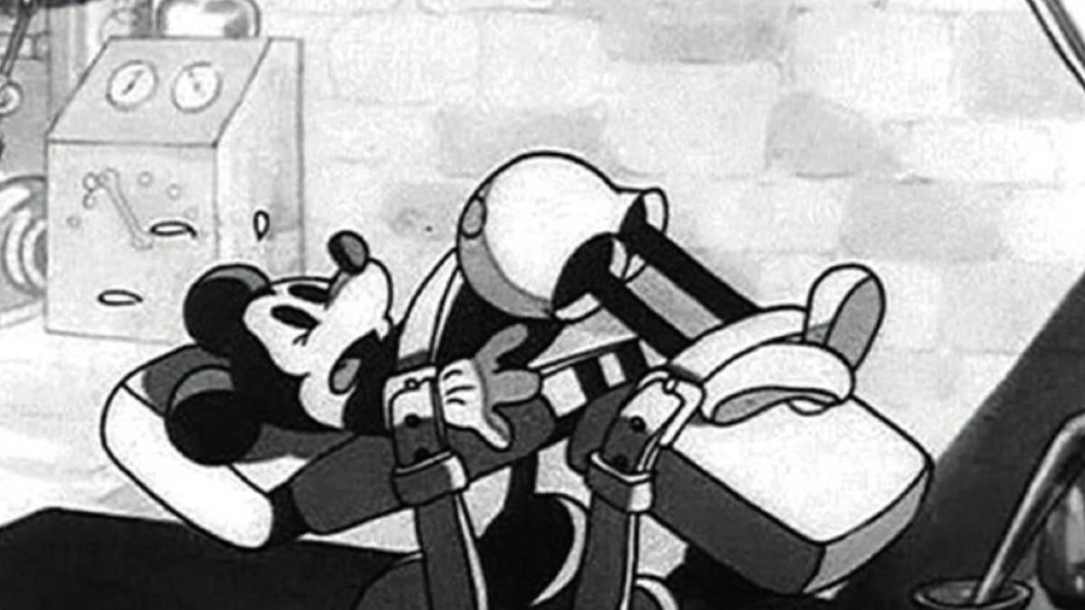 El Siniestro Corto De Mickey Mouse Que Tuvo Que Ser Censurado Por