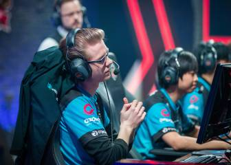 Origen no levanta cabeza, Giants lo intenta