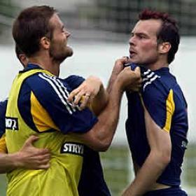 ljunberg futbol spelare