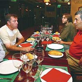 """""""Pensé que el Madrid se llevaría a Pablo y Luccin"""""""