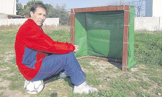 Eloy: el maestro que  fabricó a Sergio Ramos