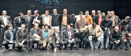 Soria celebra la gesta de la Copa 10 años después